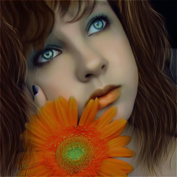 Karışık Çiçek Resimleri, Bahar Dalları, Egzotik Çiçekler, <b>Bahar esintisi</b>, <b>...</b> - 2d5ea32b