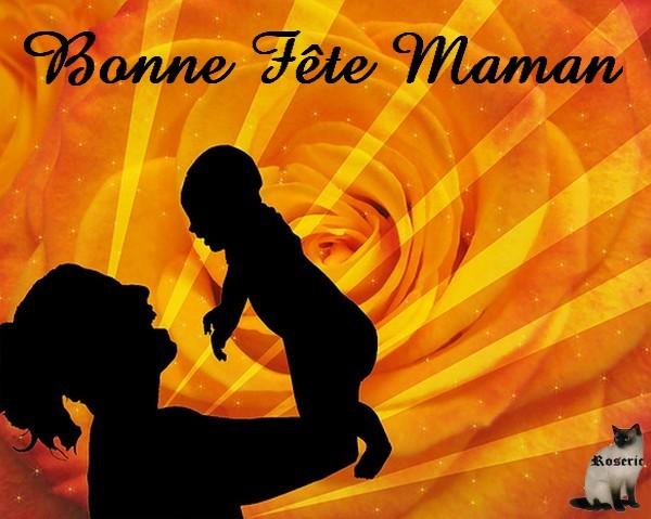 BONNE FETE MAMAN