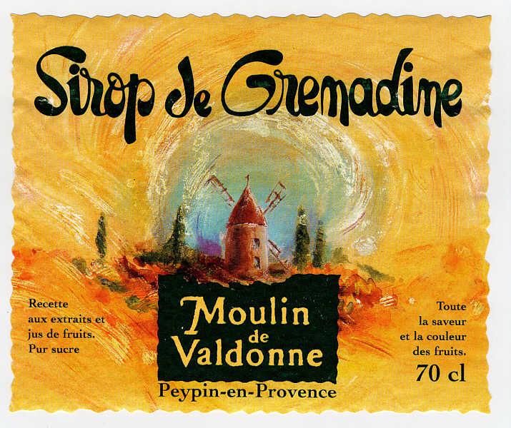 MOULIN DE VALDONNE (BDR)