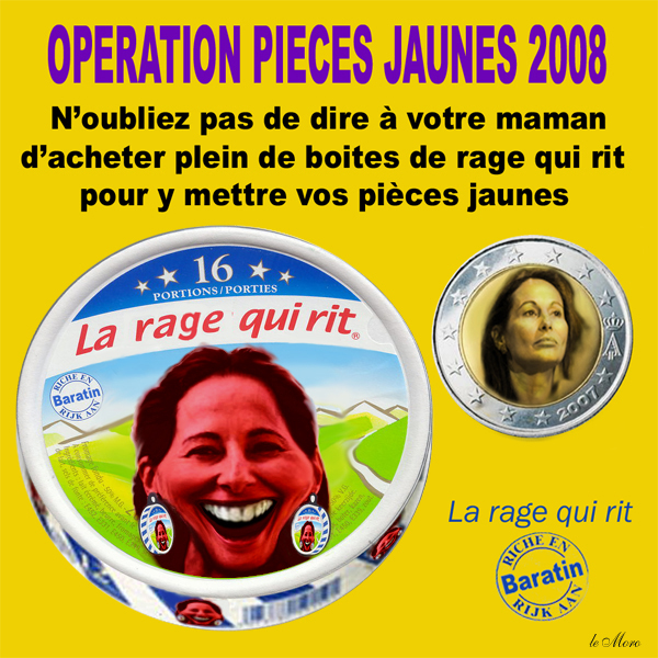 OPERATION PIECES JAUNES