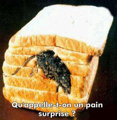 PAIN SURPRISE !!!